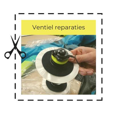 Ventiel reparaties